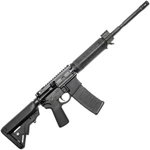 "Armalite M-15 Battalion Rifle 5.56 NATO AR-15 Semi Auto Rifle 16"" Barrel 30 Rounds M-LOK Compatible Handguard Magpul ACS Collapsible Stock Black"