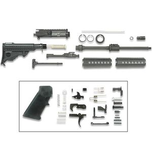 "DPMS Oracle AR-15 Carbine Rifle Build Kit Flat Top 16"" Black KT-OC"