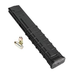 MasterPiece Arms Pistol Magazine 9mm Luger 30 Rounds Polymer Black MPA20-70P
