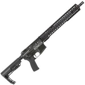 "Radical Firearms AR-15 Semi Auto Rifle .300 BLK 30 Rounds 16"" Barrel 15"" FHR Keymod Handguard MFT Stock Black"