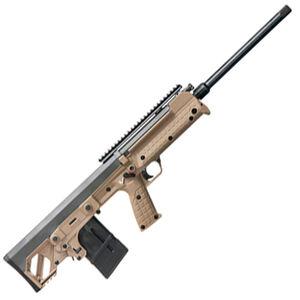 "Kel-Tec RFB Hunter Semi Auto Bullpup Rifle .308 Winchester 24"" Barrel 20 Round FAL Compatible Magazine Ambidextrous Controls Forward Ejection Synthetic Stock Tan Finish"
