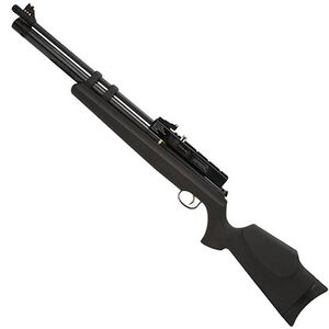 "Hatsan AT44S-10 Air Rifle .22 Caliber PCP Powered 19.4"" Rifled Barrel 10 Rounds 970 fps Synthetic Stock HGAT44S10-22"
