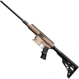 "TNW Aero Survival Semi Auto Rifle 9mm Luger 16"" Barrel 33 Rounds Collapsible Stock Aluminum Dark Earth"