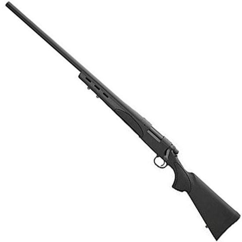 "Remington Model 700 SPS Varmint Left Hand Bolt Action Rifle .243 Win 26"" Barrel 4 Rounds Synthetic Stock Matte Blued Finish 84228"