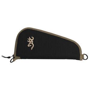 Browning Plainsman Handgun Case Polyester Black/Tan