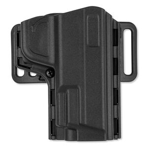 Uncle Mike's Reflex Holster Smith and Wesson M&P, SD9, SD40 Right Hand Black Kydex 74091