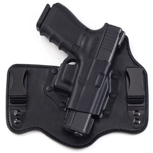 Galco King Tuk IWB Holster GLOCK 43 Right Hand Kydex/Leather Black