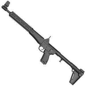 "Kel-Tec SUB-2000 G2 9mm Luger Semi Auto Rifle 16.25"" Barrel 17 Rounds M-Lock Compatible M&P Mags Adjustable Stock Black"