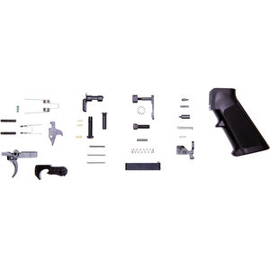 Anderson AR-15 Standard Complete Lower Parts Kit Black Grip G2-K421-D000-0P