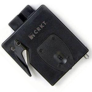 CRKT ExiTool Emergency Tool Seat Belt Cutter Window Breaker and LED Flashlight