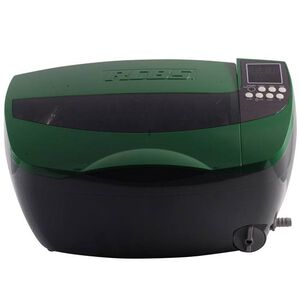 RCBS Ultra Sonic Case Cleaner 3.2 Quart 36kHz Frequency Green/Silver 87055