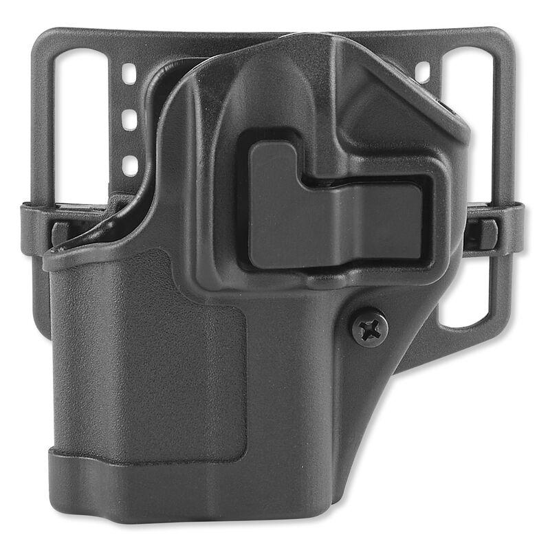 "BLACKHAWK! SERPA CQC Springfield XDS 3.3"" Belt Holster Left Hand Polymer Black 410565BK"