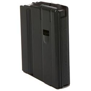 DURAMAG By C-Products Defense AR-15 Magazine 6.8 SPC 10 Rounds Stainless Steel Black 1068041177