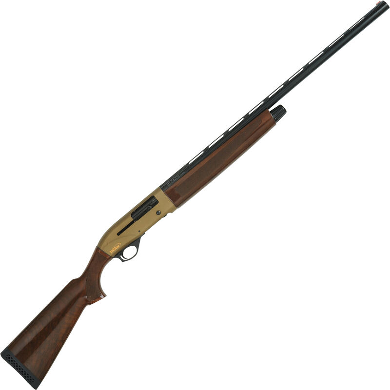 "TriStar Viper G2 Bronze Semi Auto Shotgun .410 Bore 28"" Barrel 3"" Chamber 5 Rounds Walnut Stock Blued Finish"