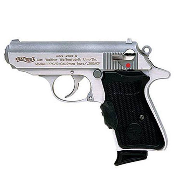 Walther PPK/S Semi Auto Handgun  380 ACP 3 35