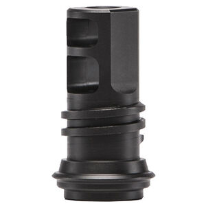 Daniel Defense AR-15 DD WAVE Muzzle Brake .223/5.56 Caliber 5/8x24 TPI Stainless Steel Nitride Black