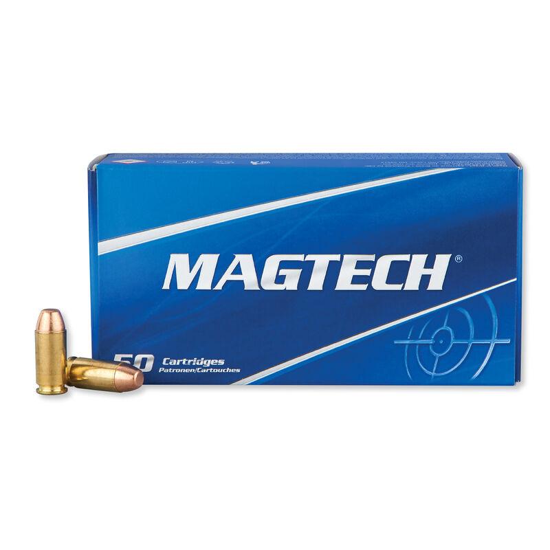 Magtech .40 S&W 180 Grain FMJ-FN 50 Round Box 990 fps