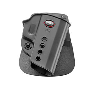 Fobus E2 Paddle Holster HK USP Full Size .45/Tactical