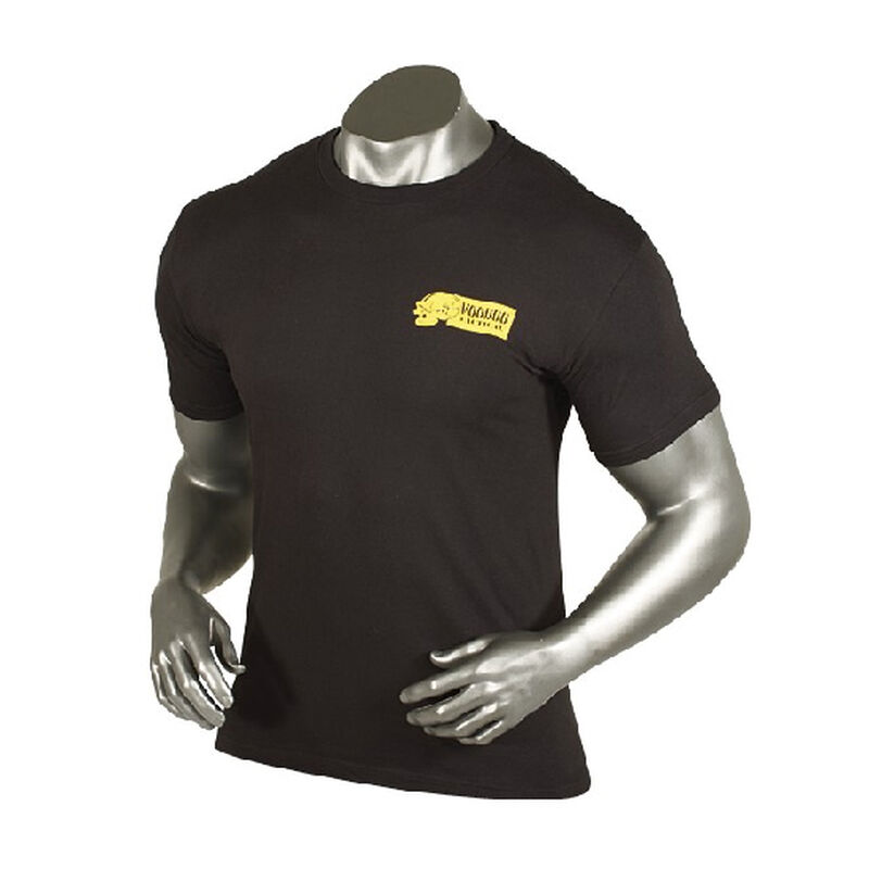 Voodoo Tactical Men's Short Sleeve T Shirt Cotton Skull XXXL Black 20-9139001098