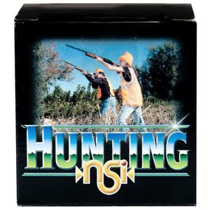 "NobelSport Hunting .410 Bore 3"" #4 Lead 11/16 oz 25 Round Box"