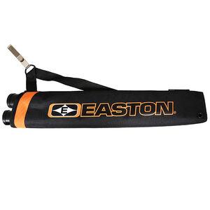 Easton Archery Flipside 2-Tube Hip Quiver Ambidextrous Black