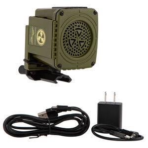 Convergent Hunting Solutions Sidewinder Weapon Mounted Game Call Picatinny Mount Green