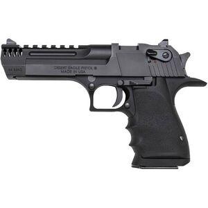 "Magnum Research Desert Eagle Mark XIX L5 .44 Mag Semi Auto Handgun 5"" Barrel 8 Rounds Integral Muzzle Brake Weaver Top Rail Synthetic Grips Black"