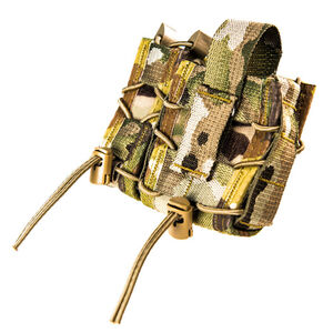 High Speed Gear MOLLE Mounted LEO TACO MultiCam