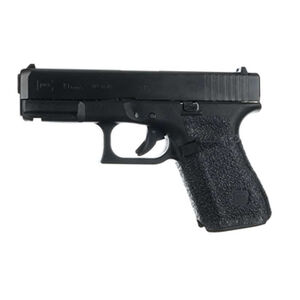 Talon Grips Grip Wrap GLOCK Gen 5 19 with No Backstrap Rubber Texture Black