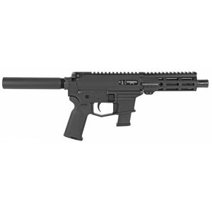 "Angstadt Arms UDP-9 9mm Luger AR Style Semi Auto Pistol 6"" Barrel 10 Rounds Uses GLOCK Style Magazines Free Float M-LOK Handguard Black"