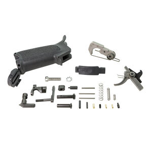 BCM GUNFIGHTER AR-15 Enhanced Lower Parts Kit Black BCM ELPK BLK