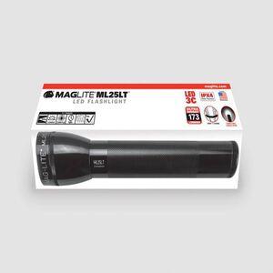 Maglite ML25LT LED 3 C-Cell Flashlight ML25LT-S3016