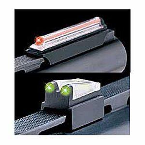 "TRUGLO 3/8"" Magnum Gobble-Dot Xtreme Fiber Optic Shotgun Sights Contrasting Colors TG941XB"