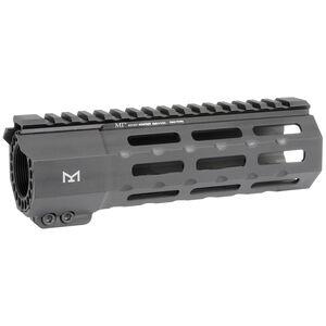 "Midwest Industries AR-15 SP-Series 7"" M-LOK Free Float Hand Guard 6061 Aluminum Hard Coat Anodized Matte Black"