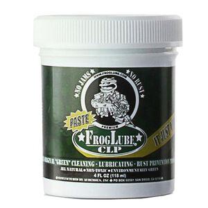FrogLube CLP Paste Firearm Treatment Four Ounce Jar