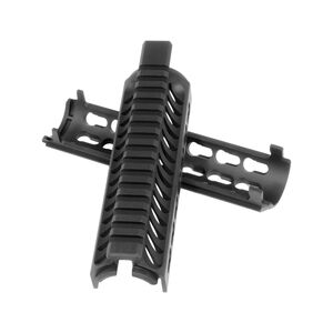 "Mission First Tactical Tekko AR-15 Drop In Handguard 7"" KeyMod Aluminum Black TMARCKRS"