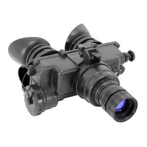 AGM Global Vision PVS-7 3NL3 Night Vision Goggle Gen 3 1x Magnification Level 3 27mm Lens Matte Black