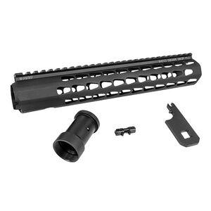 "AAC Squaredrop AR-15 Free Float Handguard 11.2"" Aluminum Black"