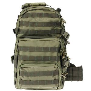 Drago Gear Assault Backpack Green Polyester
