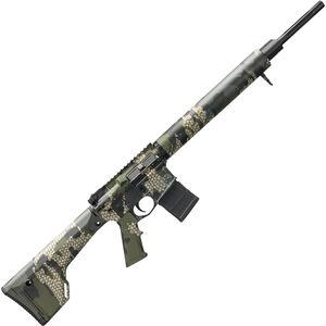 "DPMS Prairie Panther AR-15 .223 Rem Semi Auto Rifle 20"" Barrel 20 Rounds Magpul MOE Fixed Stock Kuiu Verde Camo Finish"