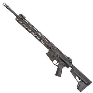 "Spikes Tactical Roadhouse .308 AR Semi Auto Rifle .308 Winchester 20"" Barrel 15"" M-LOK Aluminum Free Float Hand Guard R2 Muzzle Brake Magpul ACS Stock Matte Black Finish"
