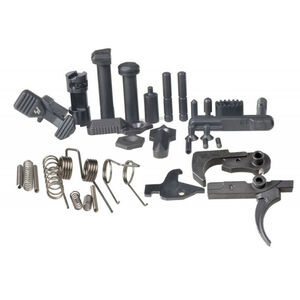 Strike Industries AR-15 Enhanced Lower Parts Kits With Fire Control Group Matte Black Finish SI-AR-E-LRPTH