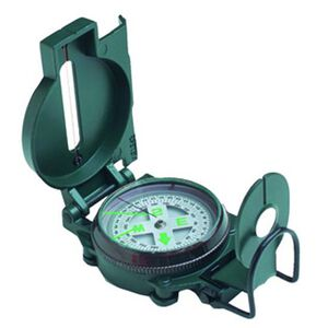 Texsport Marching Lensatic Compass Metal 27110