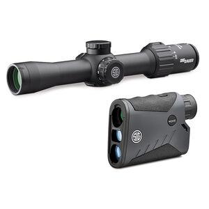 Sig Sauer BDX Combo Kit, KILO1000 Laser Rangefinder and SIERRA3 2.5-8x32mm Riflescope