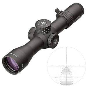 Leupold Mark 5HD 3.6-18x44 Rifle Scope Tremor 3 Non-Illuminated Reticle 35mm Tube 1/10 Mil Adjustments Side Focus Parallax First Focal Plane Matte Black Finish