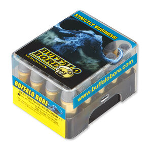 Buffalo Bore Deer Grenade .44 Magnum +P Ammunition 20 Rounds Lead HP-GC 240 Grains 4F/20