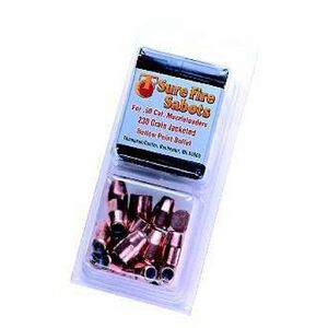Thompson/Center Arms .50 Caliber Black Powder 230 Grain Hollow Point Bullets 20 Count