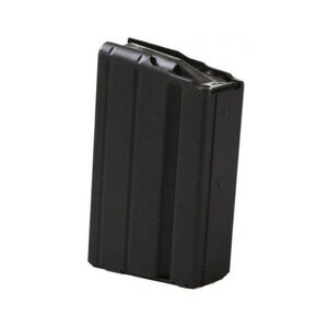 ASC AR-15 Magazine 7.62x39mm 10 Rounds Stainless Steel Black 10-76239-SS-BM-B-ASC