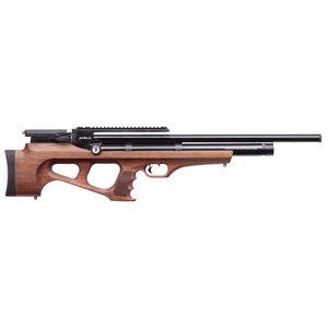 Benjamin Akela Lever Action PCP 177 Pellet 12 Black Hardwood Fixed Adjustable Comb Stock