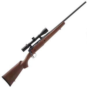 "Savage AXIS II XP Bolt Action Rifle 6.5 Creedmoor 22"" Barrel 4 Rounds 3-9x40 Scope Hardwood Stock"